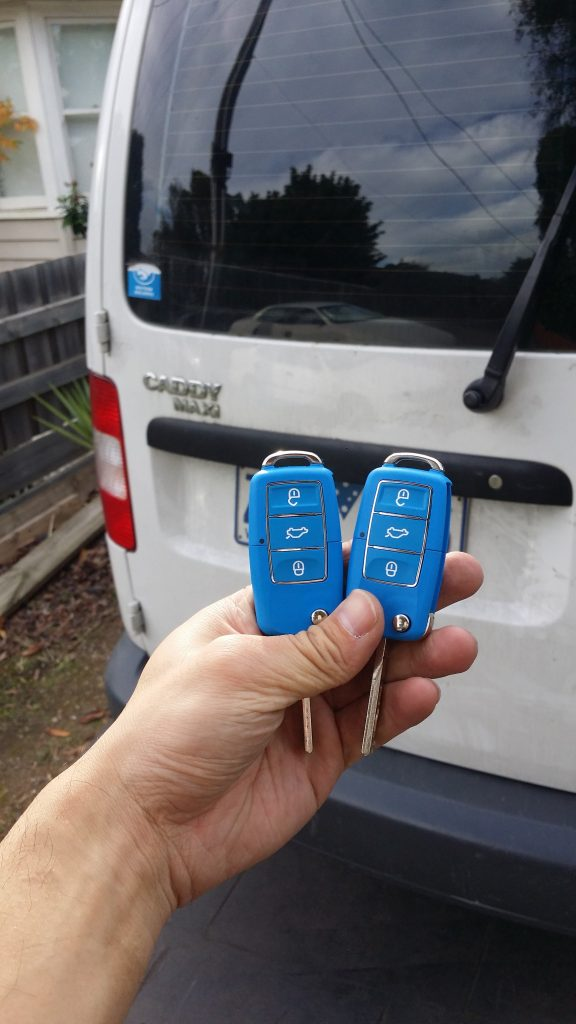 Vw Car Key Replacement Melbourne Sls Automotive Locksmiths