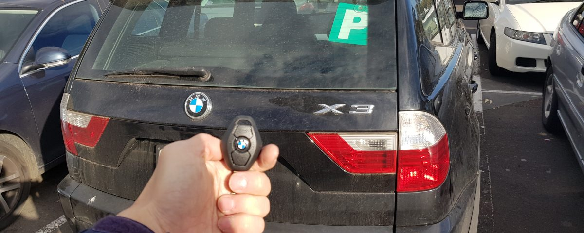 Bmw X3 Lost Key Replacement Melbourne Smart Car Key Replace