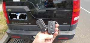 Land Rover Discovery 3 2009 Remote Key Melbourne