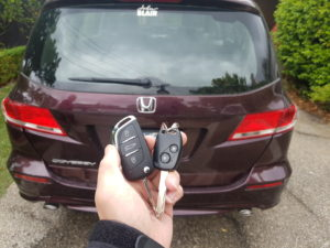 2010 toyota sienna replacement key
