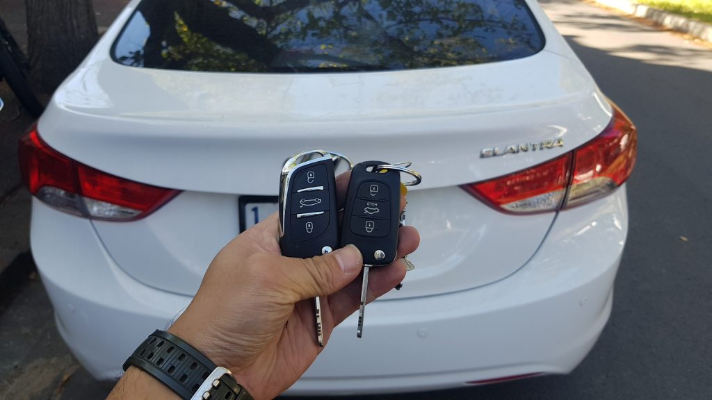 Hyundai I30 2007 Remote Key Replacement Melbourne