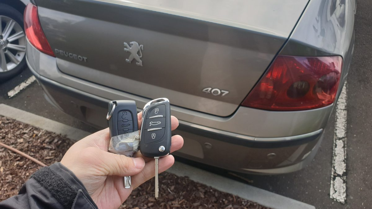 Smart Car Key Replacement >> Peugeot Car Key Replacement Smart Car Key Replacement
